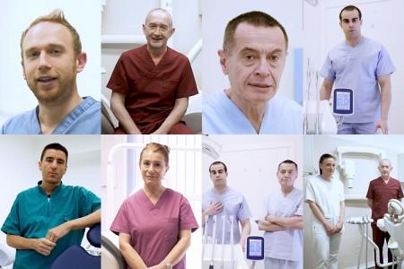dentisti che hanno scelto i riuniti Vitali