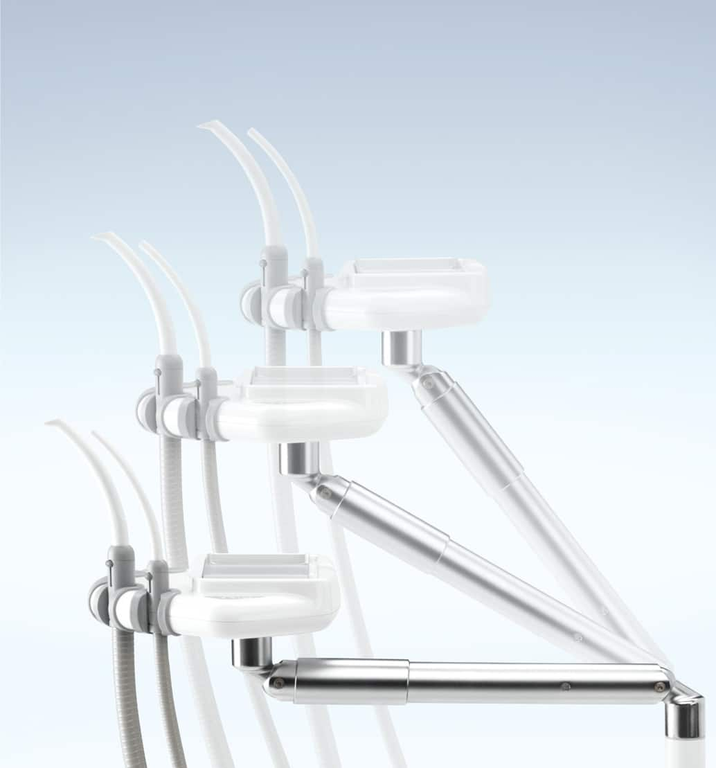 riunito odontoiatrico T5-master